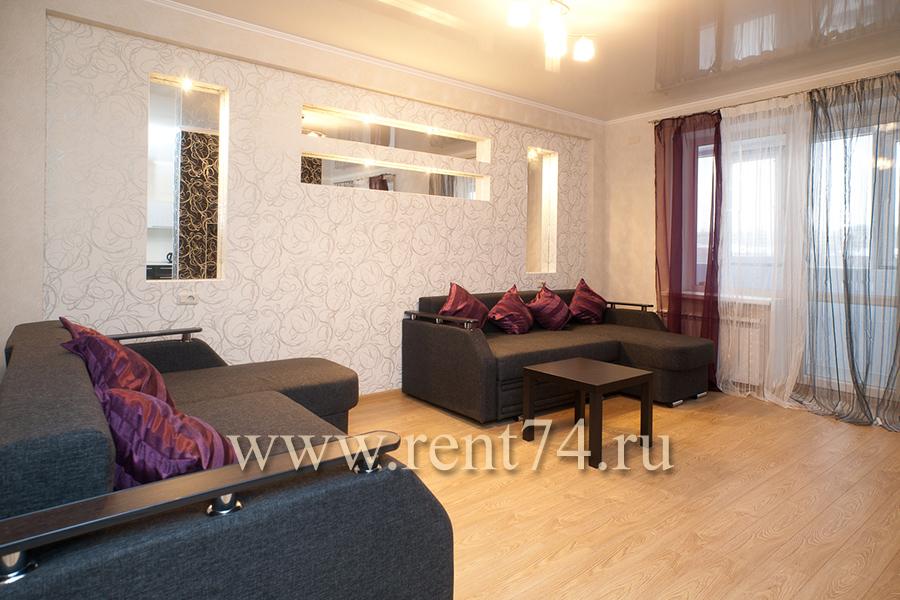 Снять квартиру в Челябинске без посредников | аренда