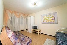 Челябинск, Сони Кривой, 49а - квартира посуточно