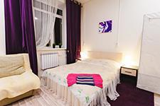 Челябинск, Свободы, 108а - номер «Романтик» в мини-отеле «Седьмое небо»